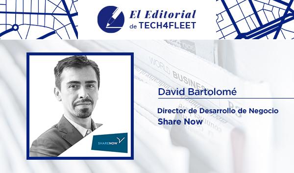 David Bartolomé de Share Now
