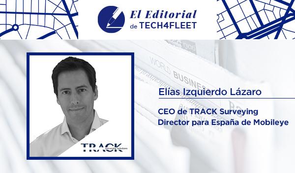 Elías Izquierdo Mobileye y Track Surveying