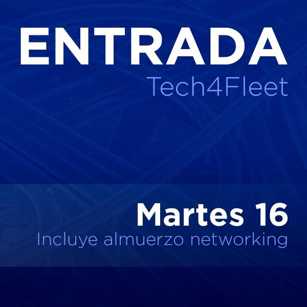 entradas tech4fleet