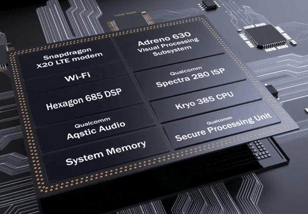 OnePlus 6 Processor