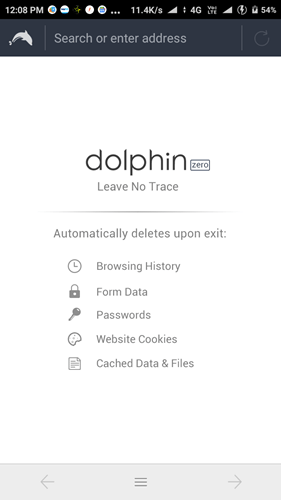 Dolphine Browser