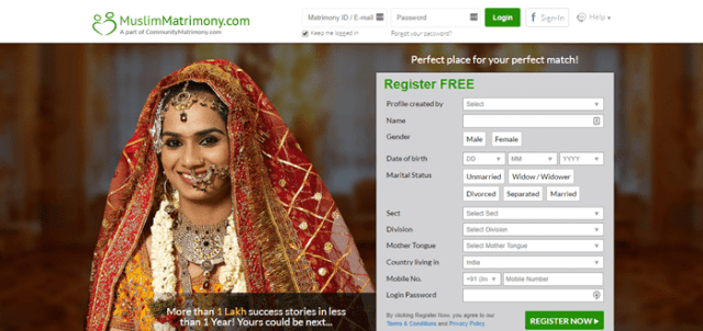 Top 10 Best Matrimonial Sites in India (2021) - Tech4Fresher