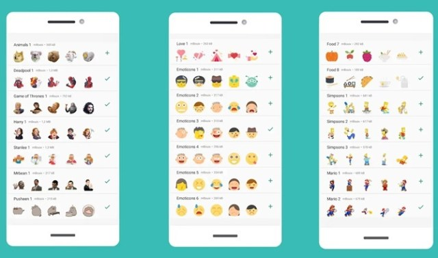 android apps for whatsapp stickers
