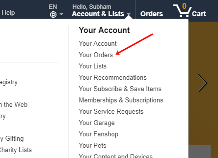 amazon package not delivered