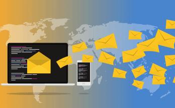 send encrypted emails