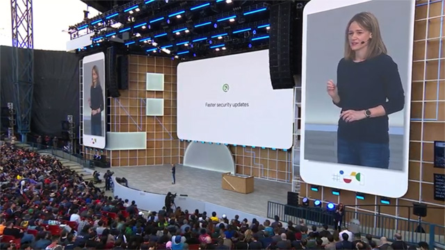 Android Q Feature Announced by Google