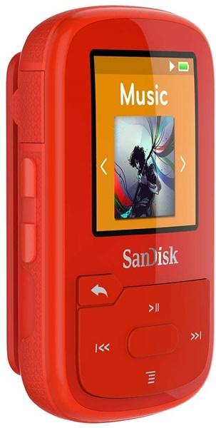 sandisk clip short mp3 player