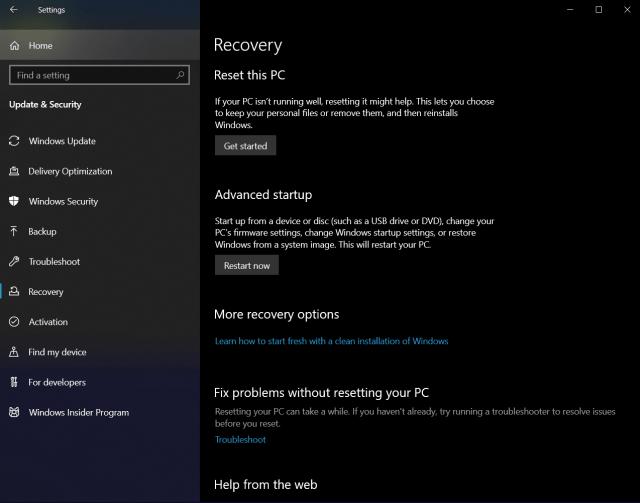 reset windows pc ss 4