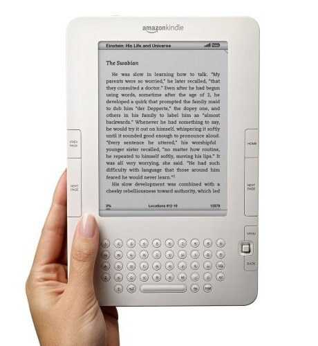Kindle 2 comes under tablets of new gadgets in 2012