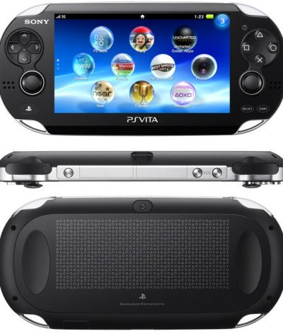 vita gaming device is one in the bunch of new gadgets in 2012