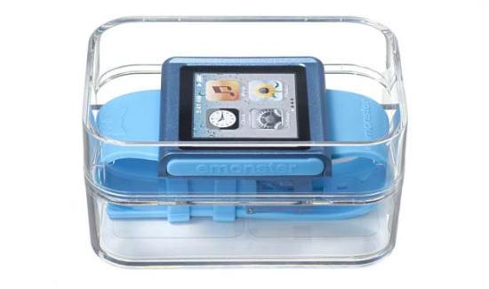 Nanox is an awesome iPod Nano watch convertible kit