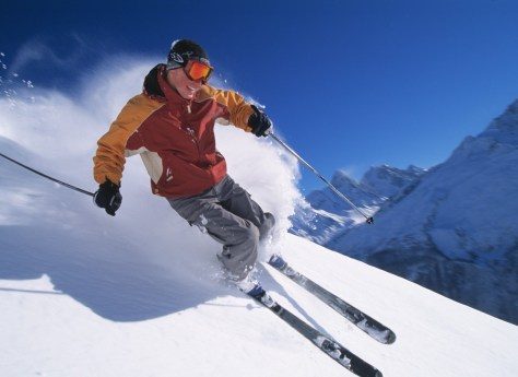 helmet cam will immortalize you skiing moments