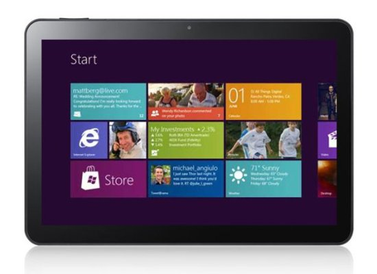 Windows can work for both PCs and Tablets
