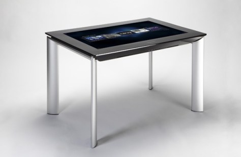 make your home cozy with digital coffee tables