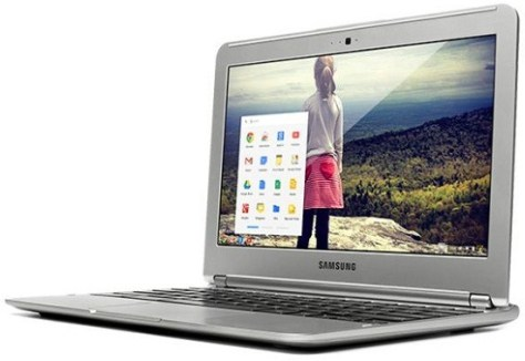 Chromebook comes with Chrome OS