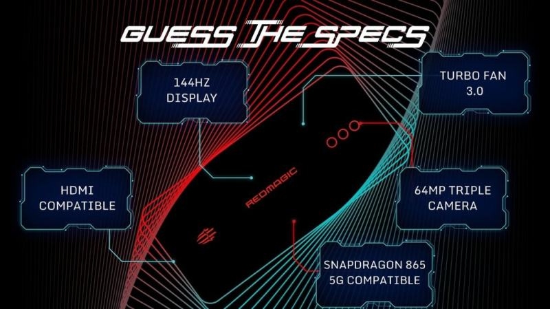 Nubia Red Magic 5G: Price in India, Specifications and more