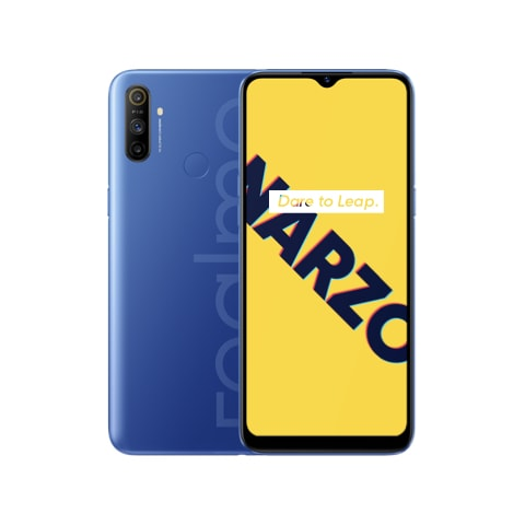 Best Budget Smartphones under 10000 in India Realme Narzo 10A