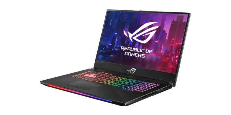 ASUS ROG Strix SCAR 17 Review: 300Hz High refresh rate