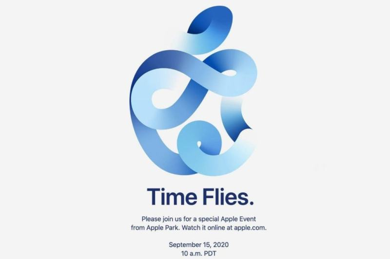 Apple announced its new Time Flies Event