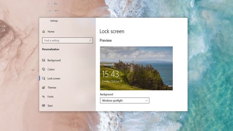 Windows 10 will be getting a desktop spotlight feature and more