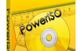 PowerISO Crack 7.9 + Registration Code & Serial Key 2021 [Latest]