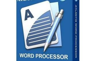 Atlantis Word Processor 4.1.3 Crack + Registration Code 2021 Free Dwonload
