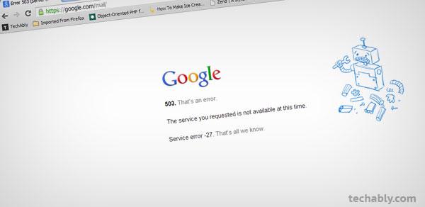 503 Error Google - Idee per la decorazione di interni - coremc us