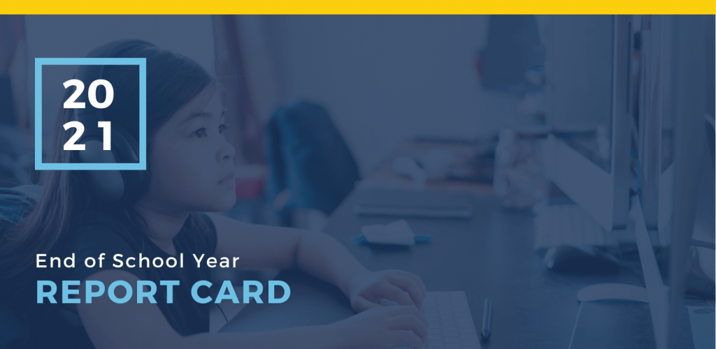 Report Card Graphic 2021