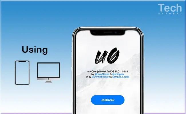 How To Jailbreak Ios 11 4 1 Using Unc0ver Mobile Pc