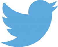 Twitter Logo Official PNG Large High Resolution Version Transparent Blue Bird