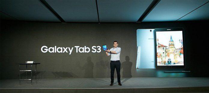 MWC 2017 Samsung Keynote Presentation Galaxy Tab S3 Release