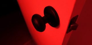 Red Door Knob Open Privacy Apps Spying on you me us