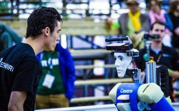 Cosero Robocup Robot Kinect Automation at work manual effort tasks coding timeline benefits