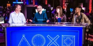 Sony Entertainment Playstation Games Event E3 Conference Hosts Team 2017