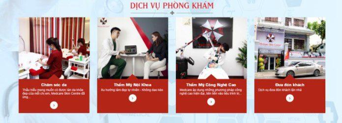 Vietnamese Medcare Skin Centre Resident Evil Umbrella Corporation Logo