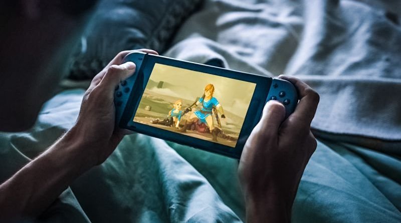 Nintendo Switch Review Video Gamer Gaming Zelda Gameplay Comments Opinion Tester Feedback Oceane