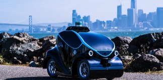 OTSAW Robotics O-R3 Outside Security Car Drone Ground Air Hybrid Police Vehicle Self Driving Autonomous AI Machine Learning Fleet