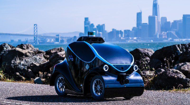 OTSAW Robotics O-R3 Outside Security Car Drone Ground Air Hybrid Police Vehicle Self Driving Autonomous AI Machine Learning Fleet