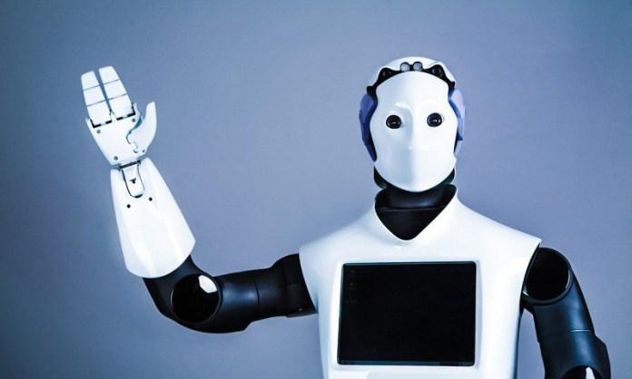 REEM 2 Dubai Police Robot Bot Robocop