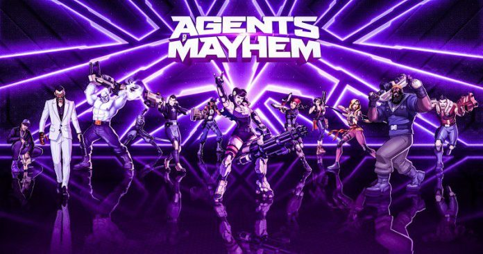 Agents of Mayhem Heroes Roster Line Up Characters Playable Skins Review Article