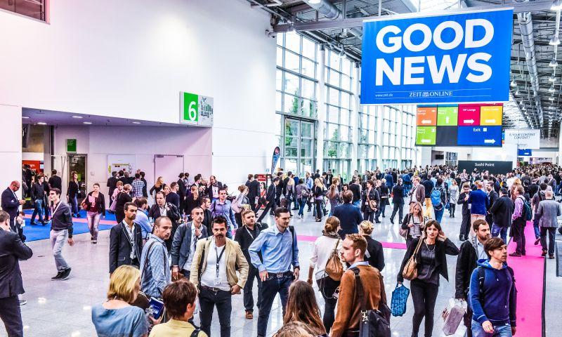 DMEXCO Fair Event 2016 Digital Marketing Conference