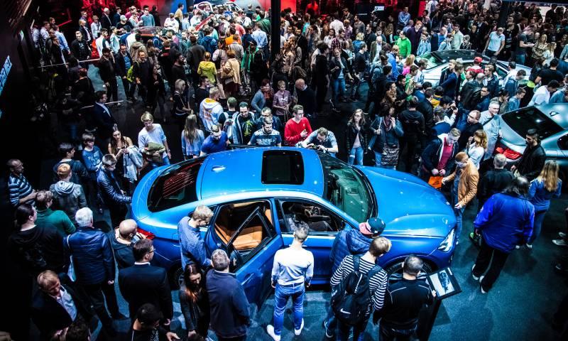 IAA 2015 Impressions Car Mobility Fair Berlin Germany