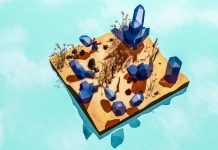 Miegakure Hide and Reveal is a 4D puzzle-adventure game four dimensions spatial game design