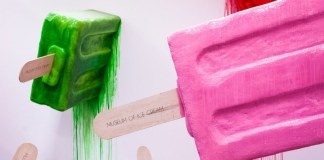 Mueseum of ice cream new york instagrammable instagram news rooms colorful exhibitions photography