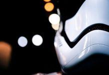 Star Wars Fan Items Merch First Order Stromtrooper Mask Helmet Geek New Products
