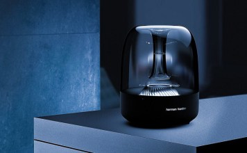 Harman Kardon Aura Studio 2 Design Speaker Review