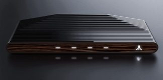 Atari Ataribox Retro Console Front Shot Case Unit Design Box Release Information Price News Article Crop