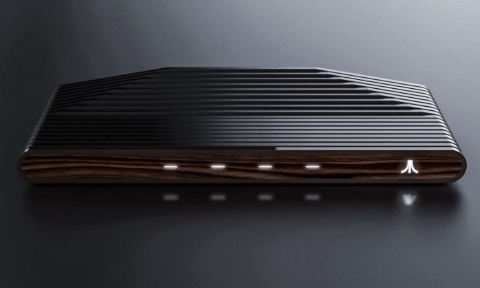 Atari Ataribox Retro Console Front Shot Case Unit Design Box Release Information Price News Article Crop