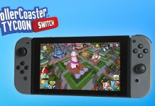 Nintendo Switch Atari RollerCoaster Tycoon Equity Crowdfunding