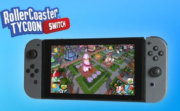 Nintendo Switch Atari RollerCoaster Tycoon Equity Crowdfunding